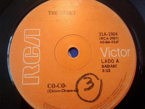 vinilo single de dulce dulce bana bana - stereo ( p19