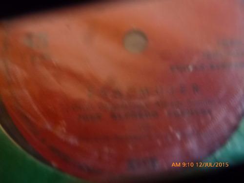 vinilo single de jose alfredo fuentes -- era  solo  u ( r104