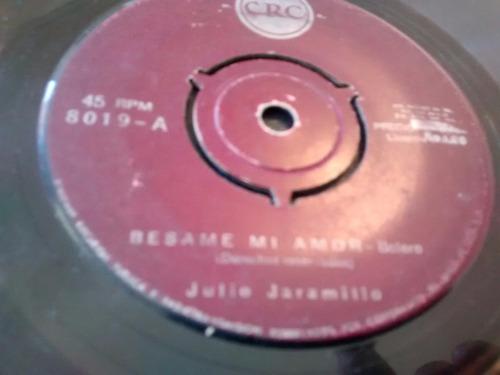 vinilo single de julio jaramillo - mis recuerdos ( p97