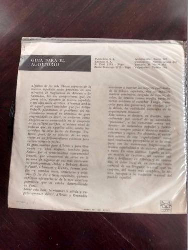 vinilo single de la musica española   -( t149