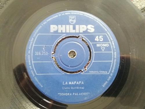 vinilo single de la sonora palacios la mafafa ( u32