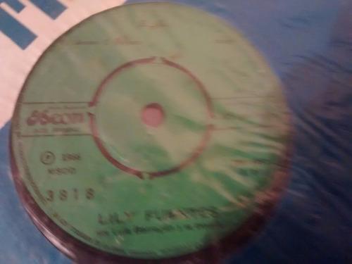 vinilo single de lily fuentes - el ( k73