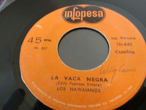 vinilo single de los hawaianos el budin ( l -84