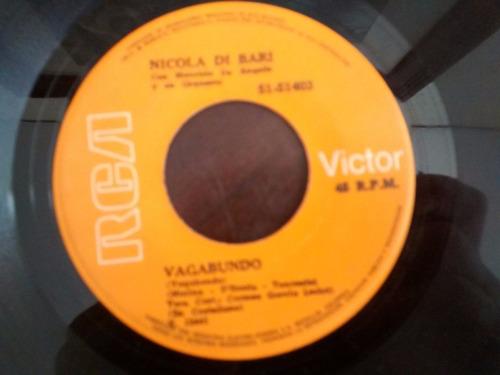 vinilo single de nicola di bari - es preferible( e42