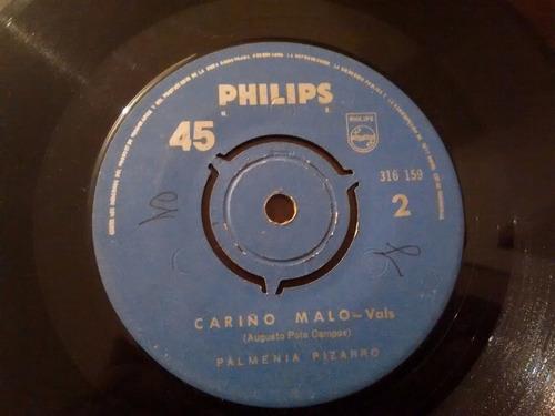 vinilo single de palmenia pizarro - cariño malo - ( e83