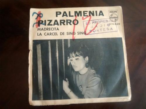 vinilo single de palmenia pizarro - madrecita  ( c54