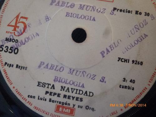vinilo single de pepe reyes -- lo que yo buscaba( s65