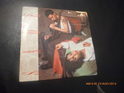 vinilo single  de sade  - isita crime - punch dru ( r135