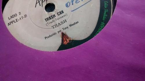 vinilo single de trash --trash can  ( u109