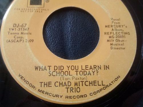 vinilo single the chad mitchell  trio - barrys boys ( f68