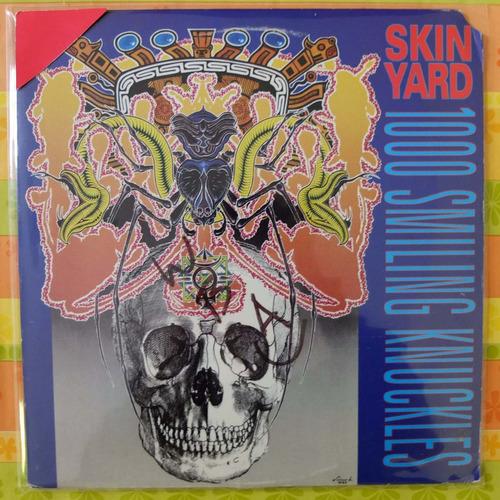 vinilo skin yard  1000 smiling knuckles