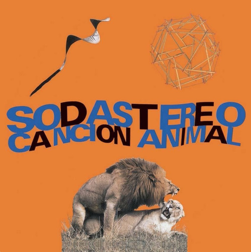 vinilo soda stereo cancion animal lp nuevo remast.2015