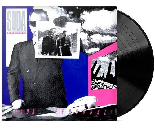 vinilo soda stereo nada personal lp nuevo remasterizado 2015