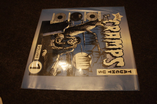 vinilo songs the crampsthe cramps