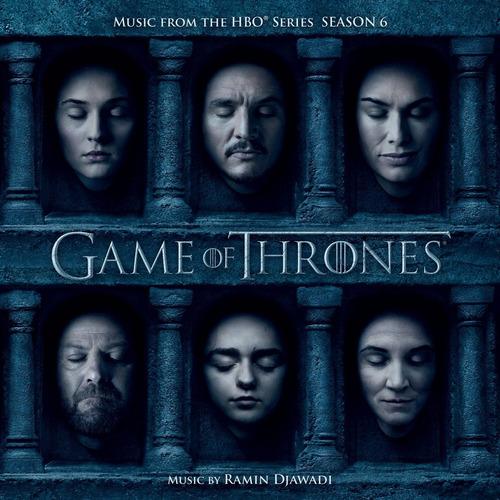 vinilo : soundtrack - game of thrones season 6 - tv o.s....
