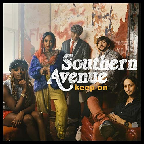 vinilo : southern avenue - keep on (lp vinyl)