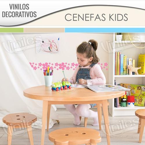 vinilo, sticker, decorativos para pared, cenefas infantiles
