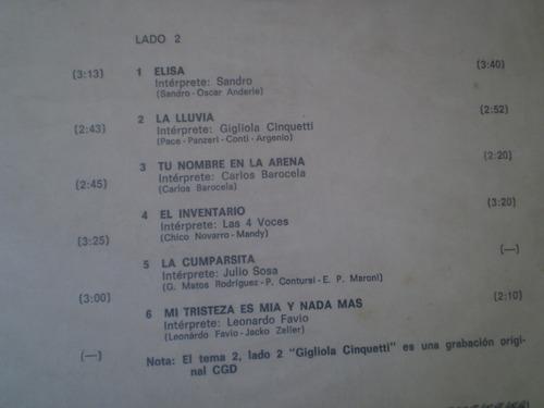 vinilo super seleccion n° variios interpretes (u493