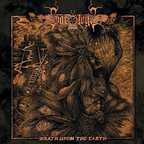 vinilo : svartsyn - wrath upon the earth