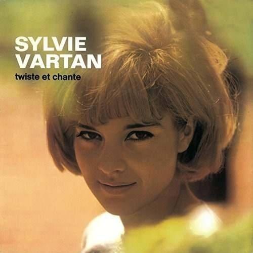 vinilo : sylvie vartan - twiste et chante (lp vinyl)
