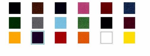 vinilo textil gamusado púrpura 30,5cmsx91,4cms silhouette