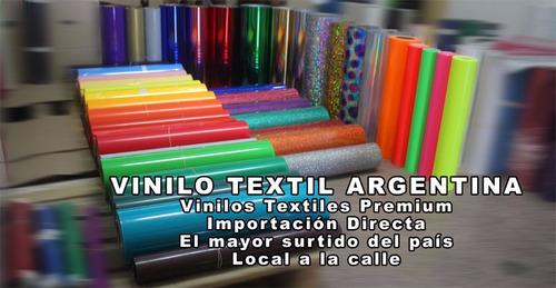 vinilo textil termotransferible holografico multicolor 1m