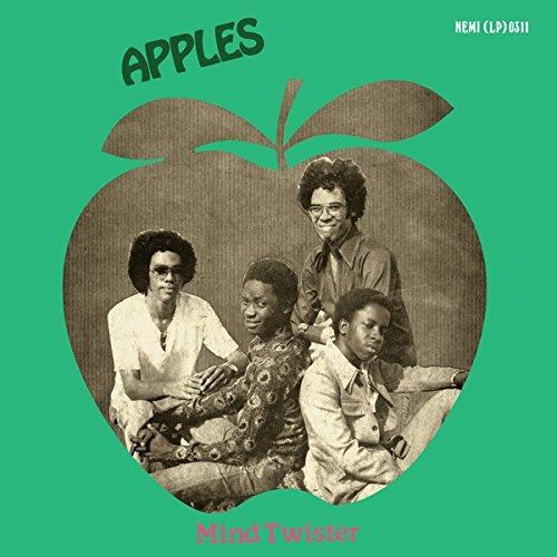 vinilo : the apples - mind twister (lp vinyl)