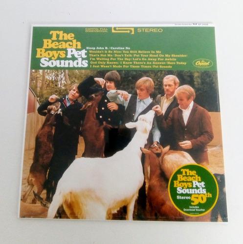 vinilo the beach boys - pet sounds - envío gratis