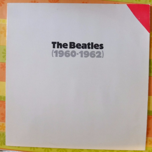vinilo the beatles  1960-1962