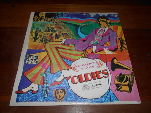 vinilo the beatles oldies
