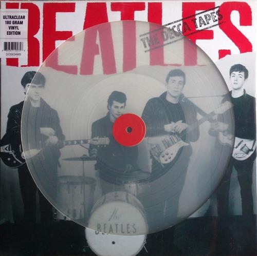 vinilo the beatles - the decca tapes - envío gratis