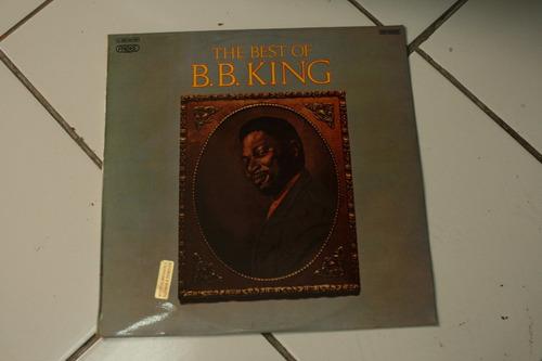 vinilo the  best  of   b.  b  kinglp  1973