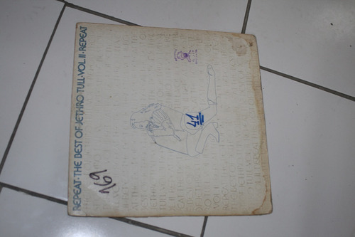 vinilo the  best  of  jethro  tull  vol 2 jetho  tull1977