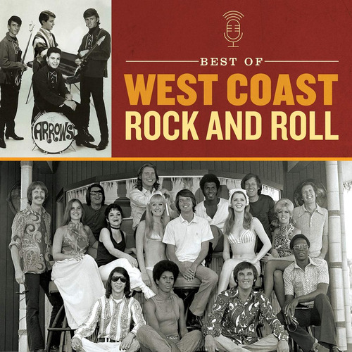 vinilo : the best of west coast rock & roll - best of west..