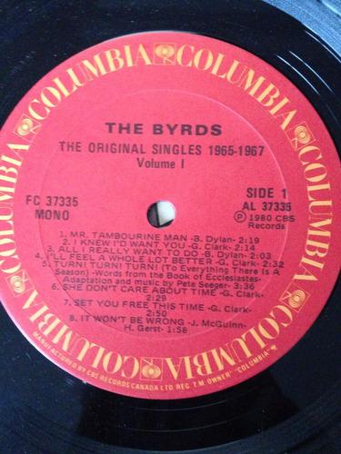 vinilo the byrds: the original singles 1965-1967