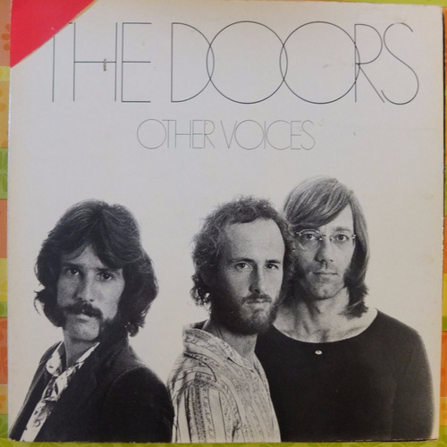 vinilo the doors  other voices