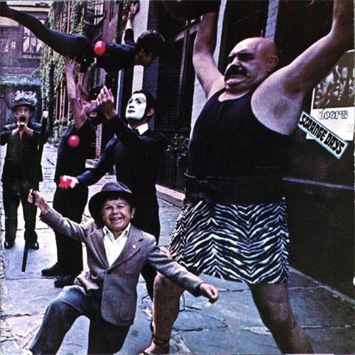 vinilo - the doors - strange days
