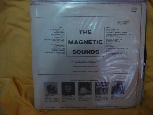 vinilo the mgnetic sound p3