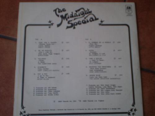 vinilo the midnight special vol ,2 (u346