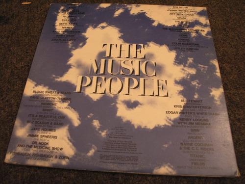 vinilo the music people tres lpvarios1972uk