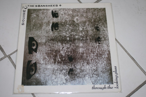 vinilo through the looking glasssiouxsie & the banshees
