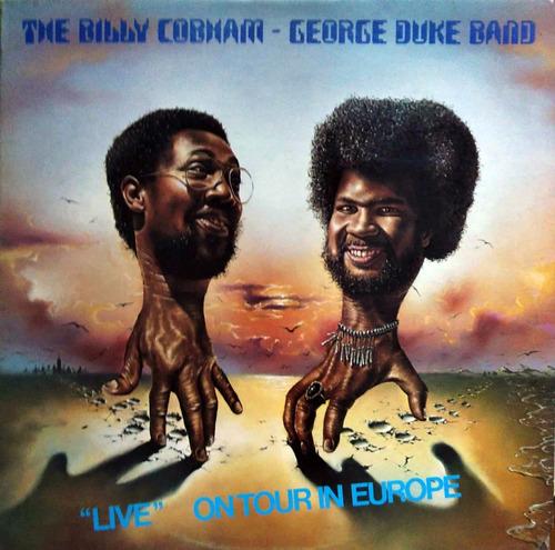 vinilo uk 1976 billy cobham - george duke band live europe