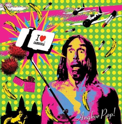 vinilo : various artists - angkor pop! /  various (lp vinyl)