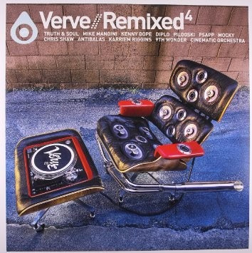 vinilo - verve remixed 4 - various artists