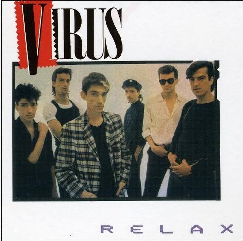 vinilo virus relax lp reedición 2016