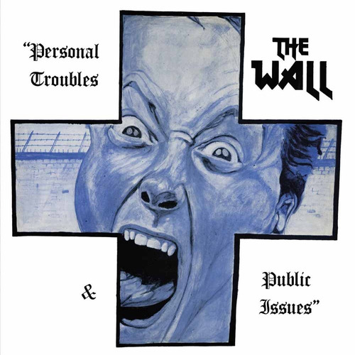 vinilo : wall - personal troubles & personal issues (lp...