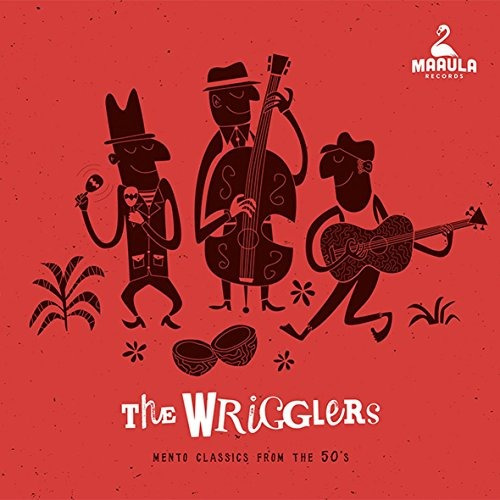 vinilo : wrigglers - mento classics from the 50's