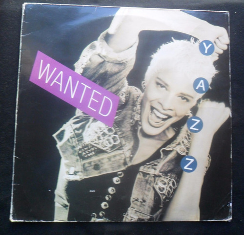 vinilo yazz wanted