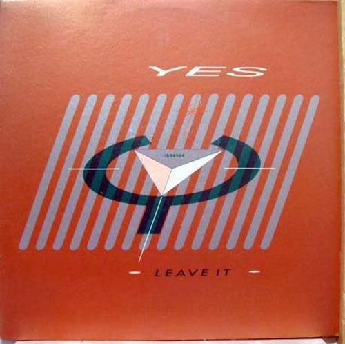 vinilo yes  leave it  atco 12  europeo raras versiones