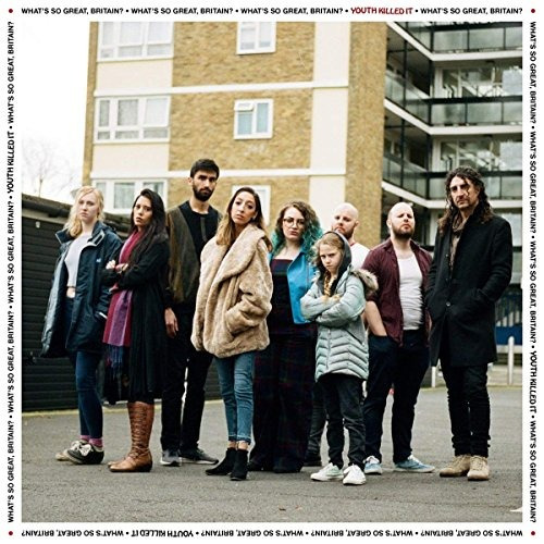 vinilo : youth killed it - what's so great britain (lp...